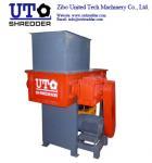 Buy cheap Single Shaft Shredder - plastic, trye, wood, metal, e-waste, bottle, shredding from wholesalers