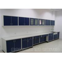 Buy cheap Medical Laboratory Furniture Stainless Painted Steel Flammable Storage Cabient from wholesalers