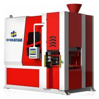 Buy cheap Green sand fully automatic horizontal parting flaskless moulding machine and casting moulding line product