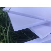 Buy cheap High Strength Expanded Foam Sheet , White Kitchen Exterior Foam Board product