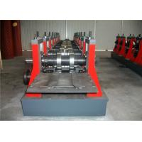 Buy cheap Gi Strut C Purlin Roll Forming Machine Gr450 Steel Hydraulic Cutting Auto Punching from wholesalers