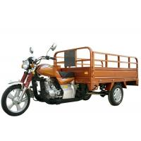 Buy cheap 250cc Three Wheel Cargo Motorcycle , Cargo Motor TricycleAir Cooling Engine from wholesalers