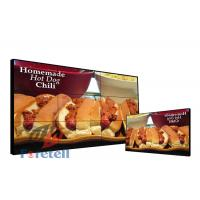 Buy cheap 500 Cd / M2 4k Video Wall Display Commercial Lg Lcd Panel Web Based Control from wholesalers