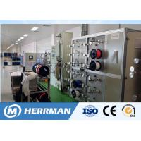 Buy cheap Fiber Optic Ribbon Production Line With Four / Six / Eight / Twelve Fibers from wholesalers