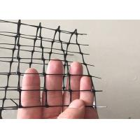 Buy cheap Black / Blue Plastic Deer Fence , Deer Fence Netting With UV Protection from wholesalers