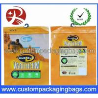 Buy cheap Top Ziplock Plastic Hanger Bags For Packing Underwear From Factory from wholesalers