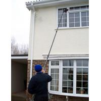 Buy cheap 11 - section 60FT 55MSI High Modulus Carbon Fiber Pole carbon fiber window cleaning pole from wholesalers