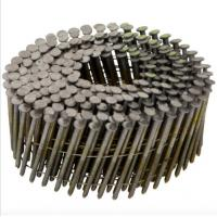 Screw Shank Pallet Coil Nails For Coil Siding Nailer 1-3/4 x .092 inch 15 Degree