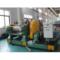 Buy cheap Custom Rubber Compounding Machinery , High Hardness Roller Rubber Mixing Banbury Machine from wholesalers