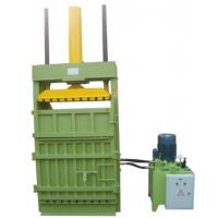 Buy cheap ZM1070T100 Used clothes baler machine from wholesalers