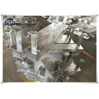 Buy cheap Internal storage tank Aluminum anode sacrificial anode bolts type from wholesalers