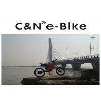 Buy cheap Off Road Electric Battery Powered Mountain Bike Fast Speed Full Suspension product