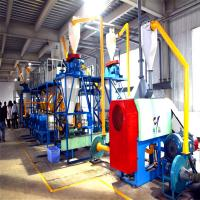 Buy cheap Rubber recycling machine tire recycling shredder used tire shredder machine for sale from wholesalers