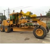 Buy cheap CAT 140H Reconditioned / Used Motor Graders Equipment With A/C Optional from wholesalers