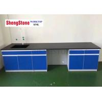 Buy cheap Chemical Resistance of Enterprise Research Laboratory Black Epoxy Resin Bench Worktop product