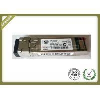 Buy cheap LC Connector Fiber SFP Module 10G Datarate For 10km Transmission from wholesalers