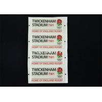 Buy cheap Scratch Proof Polyurethane Domed Labels , Printed Vinyl Stickers With LOGO from wholesalers