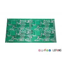 Buy cheap TG130 FR4 PCB Industrial Circuit Board 4 Layers With HASL Surface Finish product