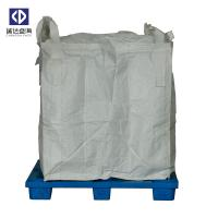 Custom 1 Ton Jumbo Bag , FIBC Polypropylene Jumbo Bags For Cement Fertilizer
