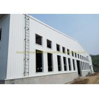 Buy cheap Wide Span Warehouse Steel Structure Prefabricated Warehouse Buildings In Steel from wholesalers