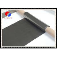 Buy cheap High Thermal Conductivity Flexible Graphite Foil 0.2MM Thickness Width Customized from wholesalers