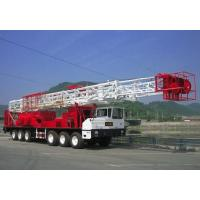 Buy cheap Electric Land Oil Petroleum Drilling Rig ZJ50 With Disc / Belt Brake from wholesalers