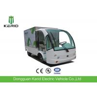 Buy cheap Food Truck Enclosed Cargo Box / Electric Cargo Vehicle 800kg Payload from wholesalers