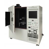 Buy cheap Standard ISO5659-2 Flammability Test Apparatus Smoke Density Test of Plastic Material from wholesalers