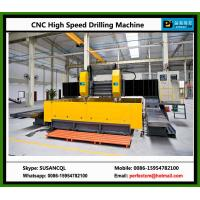Buy cheap CNC High Speed Tube Sheet Drilling Machine (Model PHD4040-2) from wholesalers