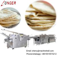 Buy cheap Fully Automatic Flatbread Making Machine, Roti Tortilla Maker For Sale from wholesalers