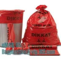 Buy cheap Autoclave Bags, Pouches, Biohazard Waste Bags, Biohazard Garbage, Waste Disposal Bag from wholesalers