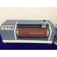 Buy cheap Shoes Sole Wear DIN Abrasion Testing Machine / Din Abrasion Tester For Elastic from wholesalers