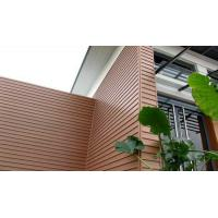 Buy cheap Composite wood decking wall panel/composite board/Exterior WPC Wall Cladding from wholesalers