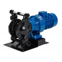 Buy cheap Cast steel Electric Diaphragm Pump for high temperature liquid fluid from wholesalers