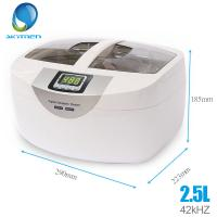Buy cheap 2.5L Digital Dental Ultrasonic Cleaner With 100W Heat Power Medical Tool from wholesalers