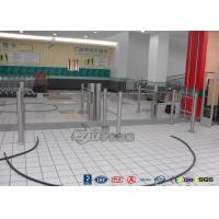 Buy cheap Low Noise Electric Swing Gates Stainless Steel Entrance For Motorcar Control from wholesalers