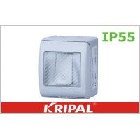 Buy cheap Outdoor Weatherproof Switch Socket Door Bell Switch With Sprung Lid from wholesalers