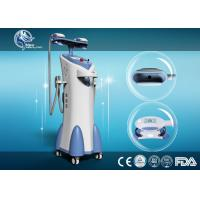 Buy cheap 2 Handpieces Cryolipolysis Machine , Zeltiq Coolsculpting Machine For Body Slimming from wholesalers