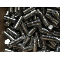 Buy cheap Stainless Steel 316Ti UNS S31635 1.4571 Hex Bolt Stud Bolt Thread Rod from wholesalers
