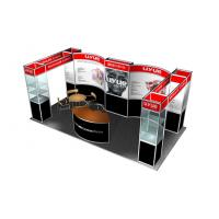 Buy cheap Convention 10x20 Trade Show Booth from wholesalers