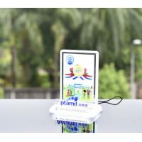 Buy cheap Fashion Acrylic Shop Display led acrylic ad display stand for Countertops from wholesalers