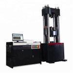 Buy cheap ASTM E8 Steel Servo Hydraulic Universal Testing Machine 300KN - 2000kN from wholesalers