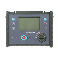Buy cheap Megger Ground Impedance Tester , High Precision Digital Earth Resistance Meter from wholesalers
