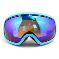 Buy cheap Full Face Anti Fog Snow Goggles Quick Interchangeable Helmet Compatible from wholesalers
