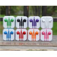 Buy cheap Earphone Earpods Headset Volume Remote and Mic For Apple iPhone 5,5S,5C,4S from wholesalers