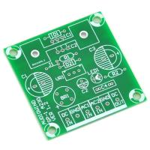 China Lead Free Two Layer PCB Printed Circuit Board FR4 Tg180 1OZ Copper White Silkscreen on sale