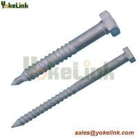 Buy cheap Hot dip galvanized regular Lag screw from wholesalers