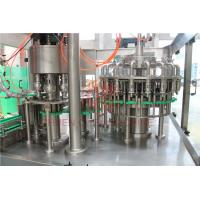 Buy cheap 8000BPH Plastic Bottle Rinsing Filling Capping Machine Food Grade from wholesalers