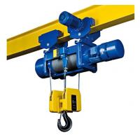 Buy cheap Factory price monorail electric hoist from wholesalers