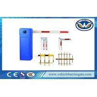 Buy cheap Aluminum alloy Vehicle car park boom gates / commercial electric gate arms from wholesalers